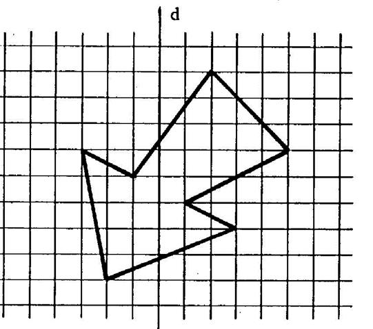 Activit s fiche sur la sym trie orthogonale classe coll ge - Symetrie a imprimer ...