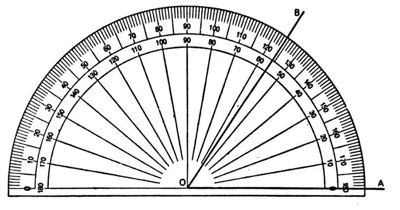 Obj angle et sa mesure sommaire - Comment couper un angle a 45 degres ...