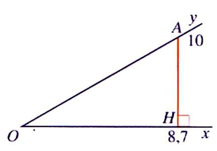 comment calculer un angle sans rapporteur