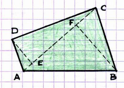 Polygones irr guliers aires d compositioons - Calculer surface d une piece ...